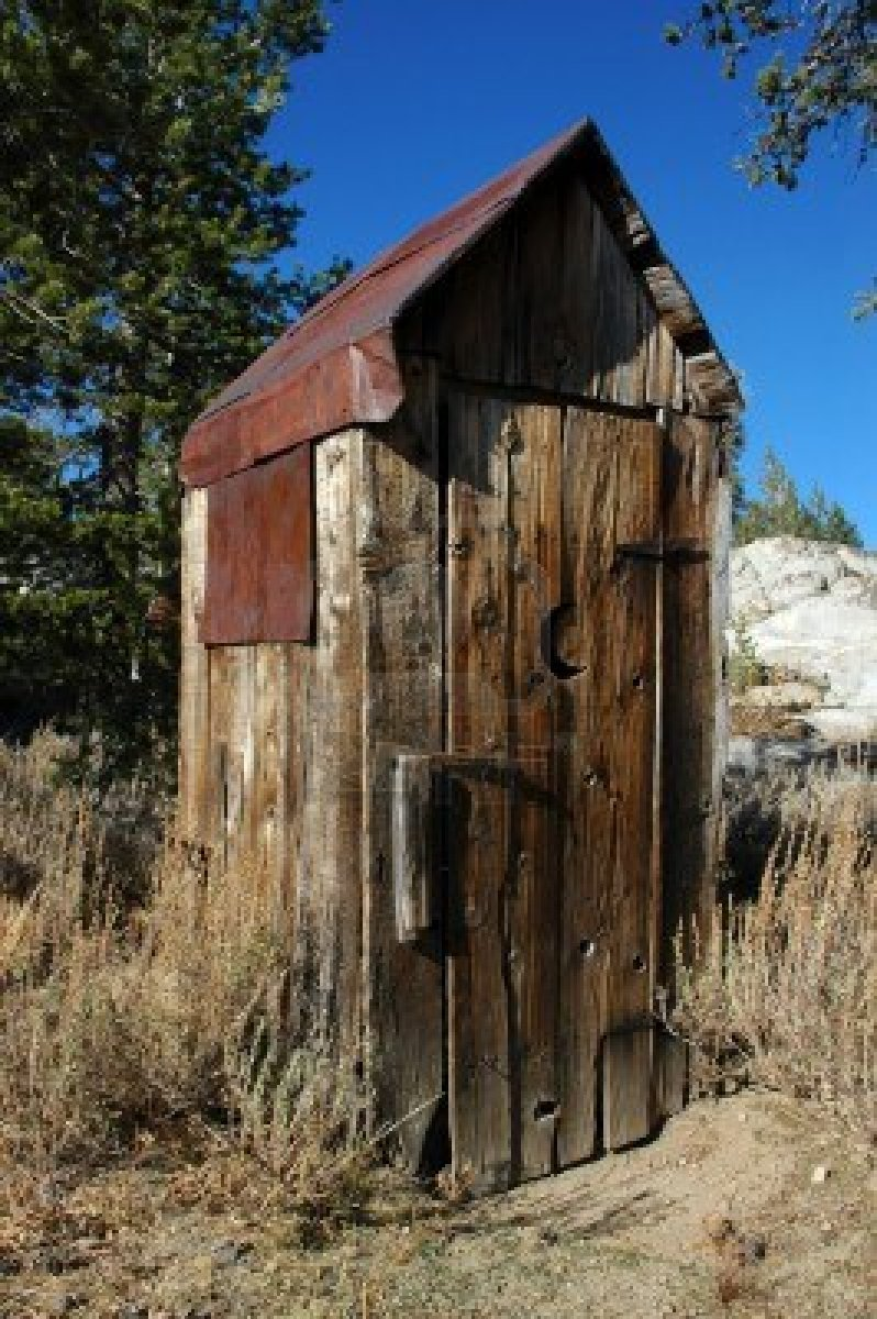 Make me smile archives pilgrimsteps for Outhouse pictures