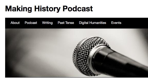 making history podcast image